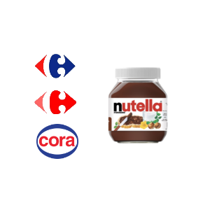 Gamme Nutella NUTELLA1
