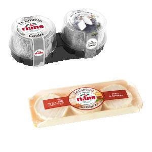 Bon et coupon de réduction Gamme Fromages de Chèvre RIANS