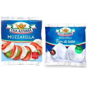 Bon et coupon de réduction Mozzarella Casa Azzurra Casa Azzurra