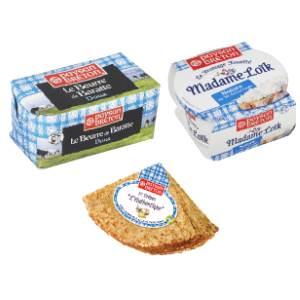 Bon et coupon de réduction Produits Paysan Breton x3 Paysan Breton