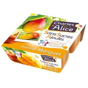 Bon et coupon de réduction Charles & Alice Compotes SSA Charles&Alice