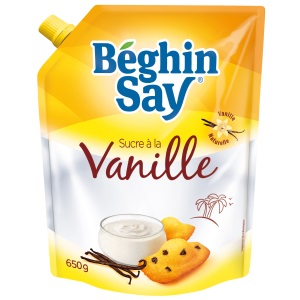Bon et coupon de réduction Béghin Say Doypack Sucre à la Vanille  Béghin Say