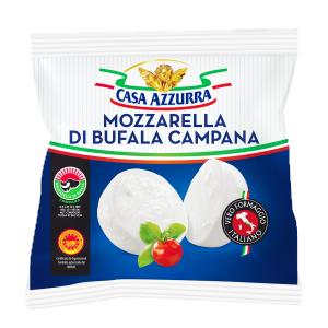 Mozzarella di bufala campana 125g AOP Casa Azzurra Casa Azzurra
