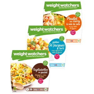 Plats cuisinés Weight Watchers® rayon frais Weight Watchers Marie