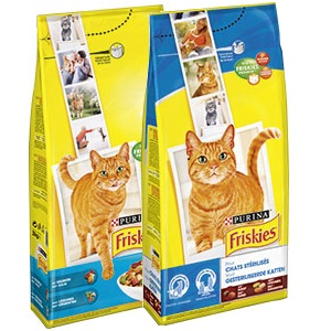 Bon et coupon de réduction Croquettes Friskies® Chat Friskies