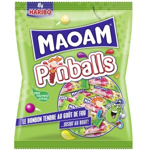 Bon et coupon de réduction Maoam Pinballs Haribo