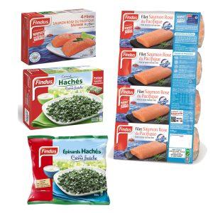 Bon et coupon de réduction Offre Repas Findus