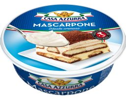Bon et coupon de réduction Mascarpone 250g Casa Azzura Casa Azzurra