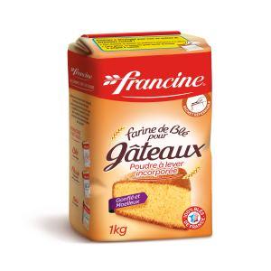 Farine pour Gâteaux Francine FRANCINE