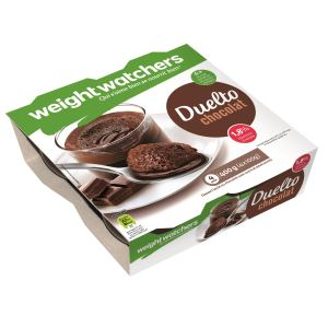 Duelto (dessert) Weight Watchers Yoplait
