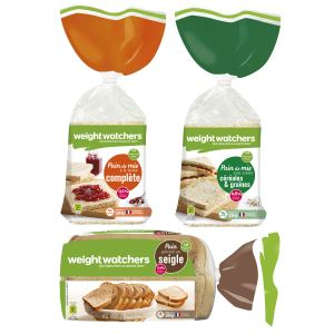 Pain de mie Weight Watchers Pain Concept Services