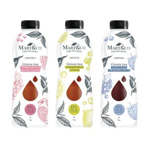 Bon et coupon de réduction Infusions glacées - Mart&Co 1L Mart&Co