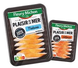 Bon et coupon de réduction Plaisir de la mer FLEURY MICHON