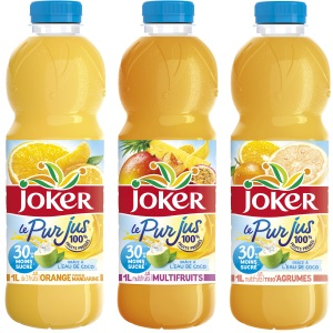 Bon et coupon de réduction Le Pur Jus Joker