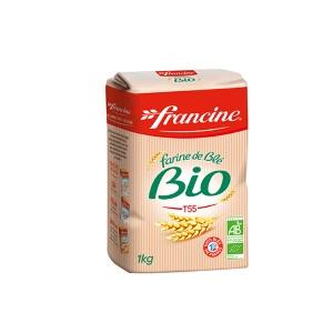 Farine de Blé Bio Francine  FRANCINE