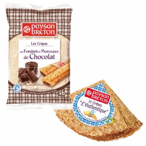 Bon et coupon de réduction Crêpes Paysan Breton Paysan Breton