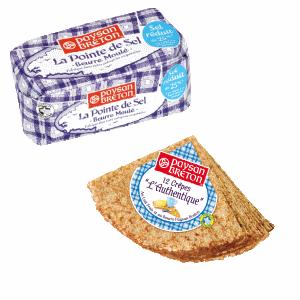 Bon et coupon de réduction Gammes Paysan Breton Paysan Breton