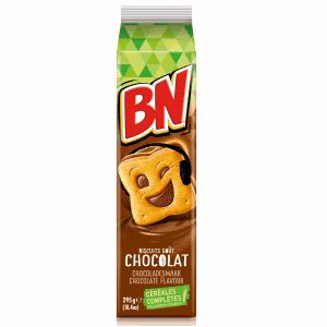 BN - Biscuits fourrés au chocolat - grand format x3 BN