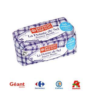 Bon et coupon de réduction Beurre Paysan Breton x2 Paysan Breton