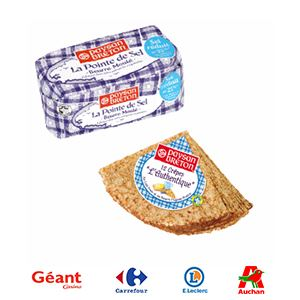 Bon et coupon de réduction Gammes Paysan Breton x3 Paysan Breton